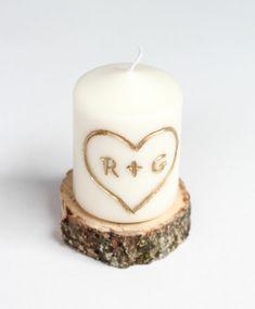 Valentinstag Männer Kerzen Ständer