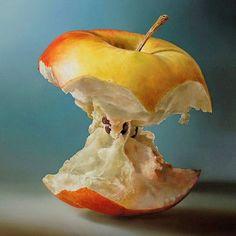 cuadros-de-pintura-hiperrealismo-.jpg (768×768)