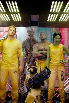 Guardians of the Galaxy. Costume Designer: Alexandra Byrne