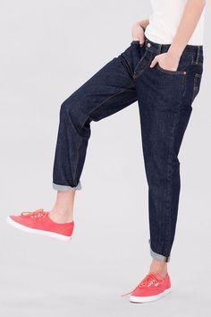 d3637719 NEW Ladies LEVI 501 CT Taper leg crop BOYFRIEND JEANS women size W30 L32 uk  14