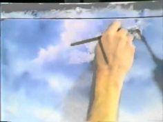 Bob Ross Painting 'Happy Clouds' Joy of Painting - https://www.youtube.com/watch?v=raXanYjTF18