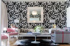 El piso perfecto (en blanco y negro) [] The perfect (black