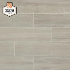 LifeProof Linen Wood 6 in. x 24 in. Glazed Porcelain Floor and Wall Tile sq. / case) - - The Home Depot Tiles Texture, Wood Texture, Bathroom Flooring, Kitchen Flooring, Tile Flooring, Flooring Ideas, Laminate Flooring, Floors, Wood Look Tile