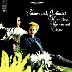 Simon & Garfunkel Parsley, Sage, Rosemary, and Thyme