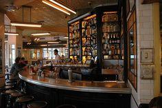 The bar @ schiller's liquor bar / schlickabod / its the joint!