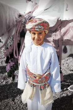 Omani boy | ©Yunis Saleh