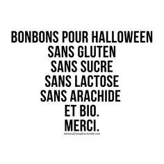 Bonbons pour Halloween Sans gluten Sans sucre Sans...