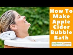 how to make apple cider bathbubble bath that is unique and amazing