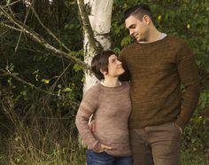 Free+Knitting+Pattern+-+Women's+Sweaters:+Flax