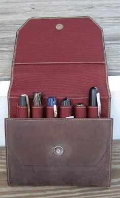 Pens Paper Inks...Whatever!: Franklin-Christoph Penvelope 6