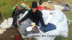 Under his Covering. Soup and bread outreach in Kempton