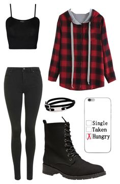 """""""Untitled #2057"""" by picky-picky ❤ liked on Polyvore featuring Topshop, WearAll, Wet Seal and McQ by Alexander McQueen"""