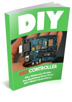 Book Prelaunch - DIY Midi Controller