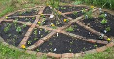 How do you prepare your garden for Autumn? I've added A Witches Herb Garden