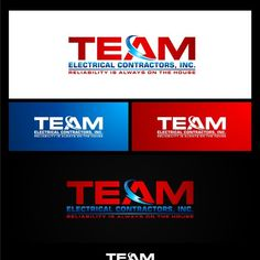 Team Electrical Contractors, Inc. - Biggest Electrical Contractor in Charlotte, NC requesting new logo