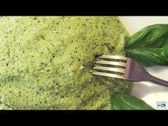 Purè di Zucchine - Ricetta Crudista di Recupero - Facile e Veloce - YouTube