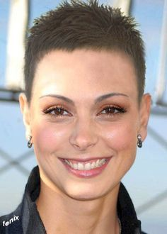 ultra short pixie cut | 1000+ images about Ultra short crops on Pinterest | Buzz cuts, Short ...
