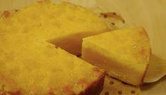 Star-shaped pineapple upside down cake