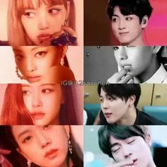 Jimin, Blackpink And Bts, I Ship It, My Only Love, Foto Bts, Kpop Groups, Korean Boy Bands, Seokjin, Couple Goals
