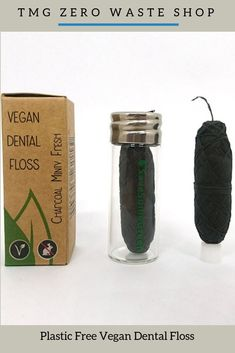 Natural Vegan Dental Floss - - Luna Melody - Natural Vegan Dental Floss - Vegan, Plastic Free Natural Dental Floss Zero Waste I Plastic Free I Sustainable I Eco Friendly I Zero Waste Living - Dental Hygiene School, Dental Humor, Dental Care, Zero Waste Shop, Plastik Recycling, Eco Friendly Cleaning Products, Dental Floss, Sustainable Living, Sustainable Products