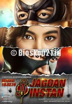 Watch Streaming Jagoan Instan (2016) Online
