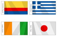 World Cup Brazil 2014 Countries – Group C   #Soccer #WorldCup #2014 #Countries