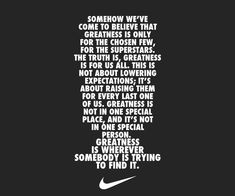 inspirational qoues about sports nike | Nike Inspirational Quotes, this post containt some photos about Nike ...