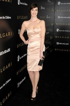 Paz Vega Photos: Bvlgari Private Event Honoring Simon Fuller And Paul Haggis To Benefit Save The Children And Artists For Peace And Justice - Red Carpet