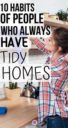 Have You Ever Stepped into the Home of Friends and Observed How Tidy It Was? Here Are 10 Habits of People with Homes That Are Always Organized. Clutter Organization, Small Space Organization, Home Organization Hacks, Organisation Ideas, Household Organization, Organizing Ideas, Declutter Bedroom, Declutter Your Home, Organizing Your Home