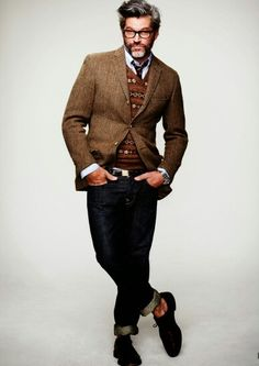 Brown Fall Blazers, sweater  jeans, and dress.