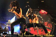 Shaka Ponk Live