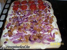 Kipróbált Házi kenyérlángos recept egyenesen a Receptneked.hu gyűjteményéből. Küldte: Foldi Erika