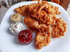 Stripsy jak z KFC - Pobite Patelnie - YouTube