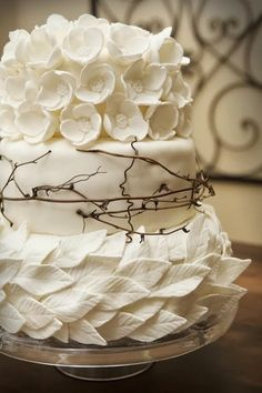 The Perfect Wedding Cake!!!!!!!