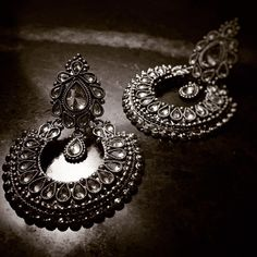Pure Elegance. Coming this Eid... What do you think? #shopbees #mughalprincess #earrings
