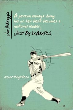 Just in time for the start of baseball season! Our favourite baseball quotes: http://huff.to/1q0S4c7