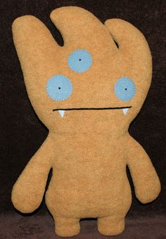 Uglydoll Tray - Handmade one of a kind non-production color. One of a kind.  Acquired from the David Horvath and Sun Min Vault.