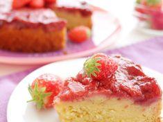 Découvrez la recette Fondant fraise amande sur cuisineactuelle.fr.