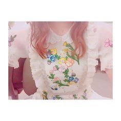 レコード大賞衣装は かわいい刺繍デザイン💐  #akb48