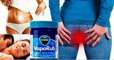 Unta tu ano con un poco de Vicks Vaporub antes de dormir y no te imagina lo que pasara – Receta con Salud