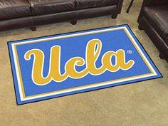 4x6 Rug - University of California - Los Angeles (UCLA)