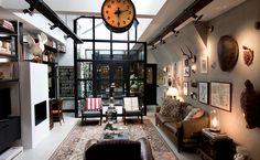 Výsledek obrázku pro eklektický styl obývací pokoj