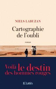 Niels Labuzan - Cartographie de l'oubli. - Agrandir l'image