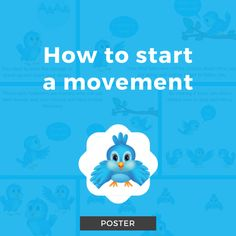 How to Start a Movement Poster