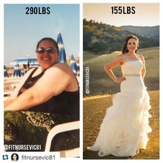 Read success stories and Transformation Tuesday non-scale victories! Before and after fitness motivation and beginner tips from women who hit their weight loss goals and got THAT BODY and results with training, meal prep and sometimes Zumba. See their workout results get inspiration! | TheWeighWeWere.com