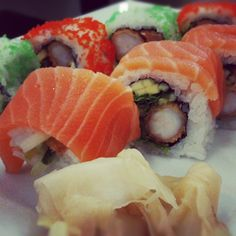 Sushi / photo by Michelle