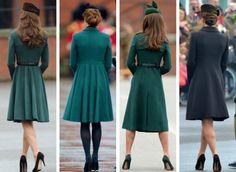 Kate on four St Patrick's days