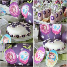 Ideen für eine Mia and Me Geburtstagsparty. Ein unvergesslicher Feen Geburtstag.
