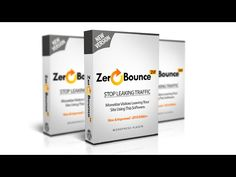 WP Zero Bounce 2.0 is a wordpress plugin developed by Ankur Shukla that gives you the super power to redirect these bouncing visitors to another page on your site or you can redirect these visitors to affiliate offers, cpa offers, amazon links, optin pages – literally anywhere you want.