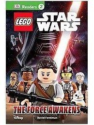 Lego Star Wars the Force Awakens (Hardcover) (David Fentiman)